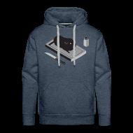Sweaters ~ Mannen Premium hoodie ~ Productnummer 106746349