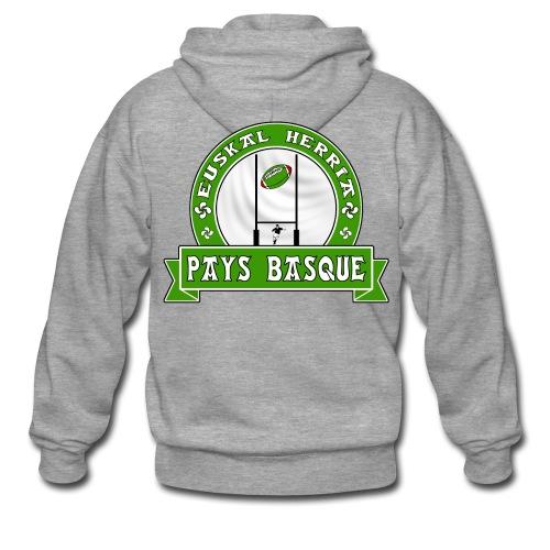 Pays Basque sport - Veste à capuche Premium Homme