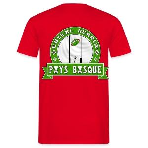 Pays Basque sport - T-shirt Homme
