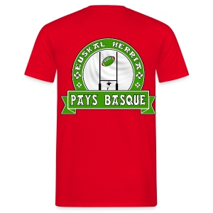 Pays Basque sport - T-shirt Homme