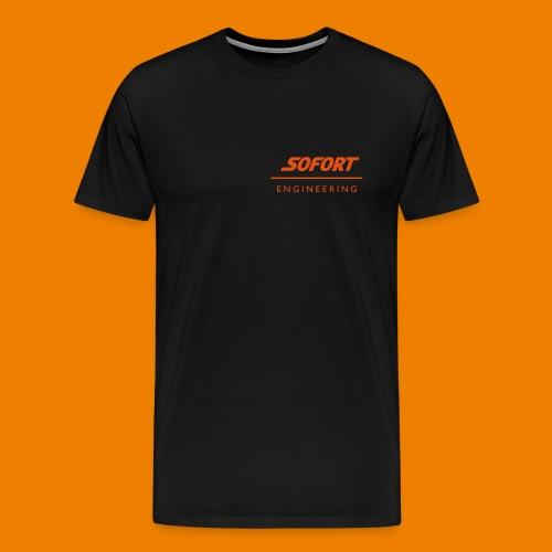 SOFORT Men - Engineering  - Männer Premium T-Shirt