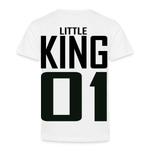 Kinder Premium T-Shirt - LITTLE KING 01 - Kinder Premium T-Shirt