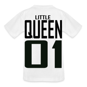 Teenager T-Shirt - LITTLE QUEEN 01 - Teenager T-Shirt