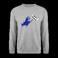 Fisch Nerd Pullover