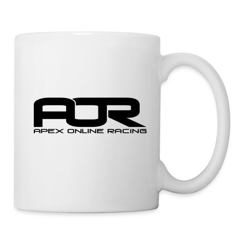 AOR Mug - White w/ Black Logo - Mug
