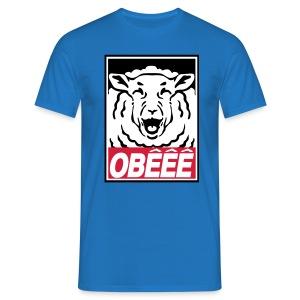 OBÊÊÊ - Men's T-Shirt