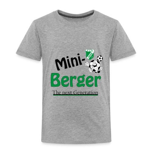 Kindershirt Mini-Berger - Kinder Premium T-Shirt