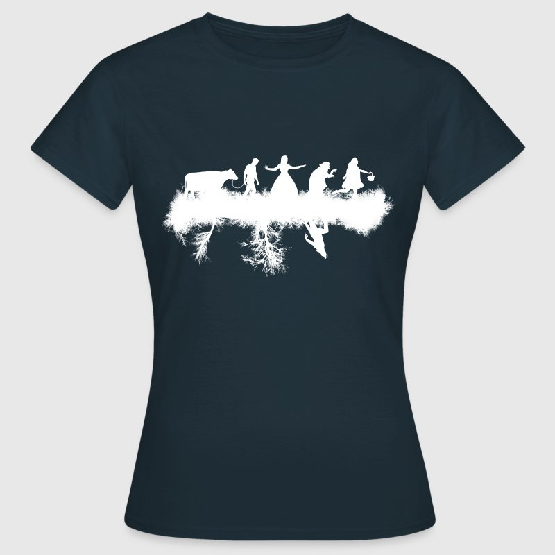 Into The Woods T-Shirt - Women's T-Shirt