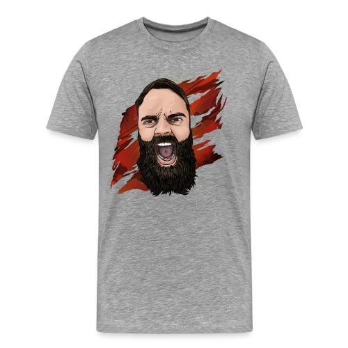 Sparta - Mens - Men's Premium T-Shirt