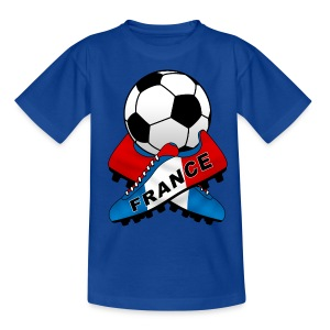 Football France 07 - Kids' T-Shirt
