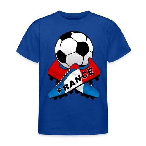 Football France 07 - Kids' T-Shirt