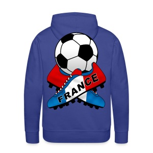 Football France 07 - Men's Premium Hoodie