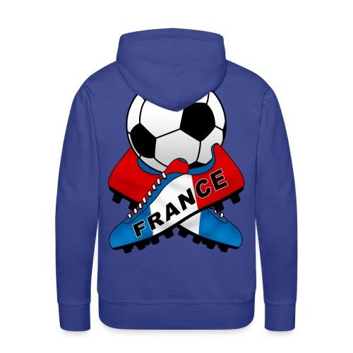 Football France 07 - Men's Premium Hoodie