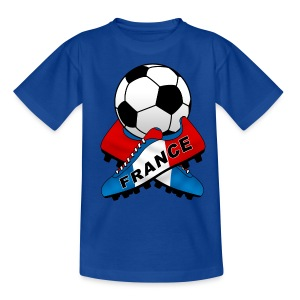 Football France 07 - Teenage T-shirt