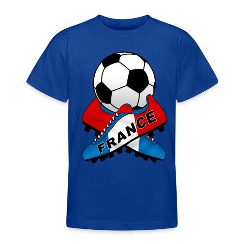Football France 07 - Teenage T-Shirt