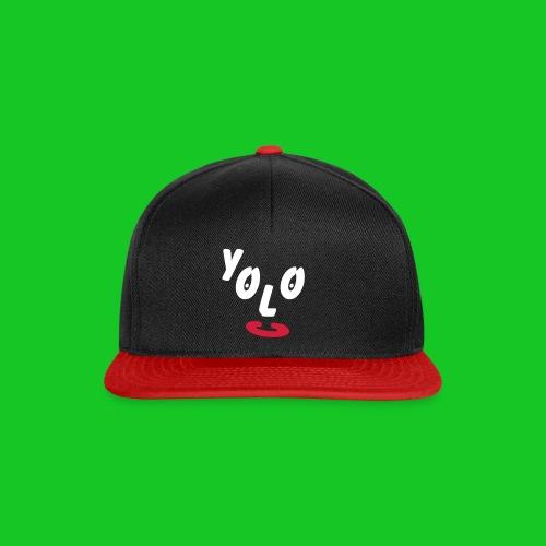YOLO cap - Snapback cap