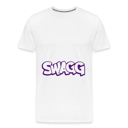 swagg shirt - Men's Premium T-Shirt