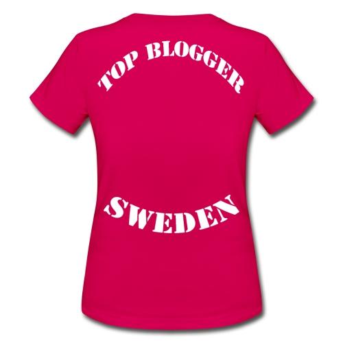 Top blogger - T-shirt dam