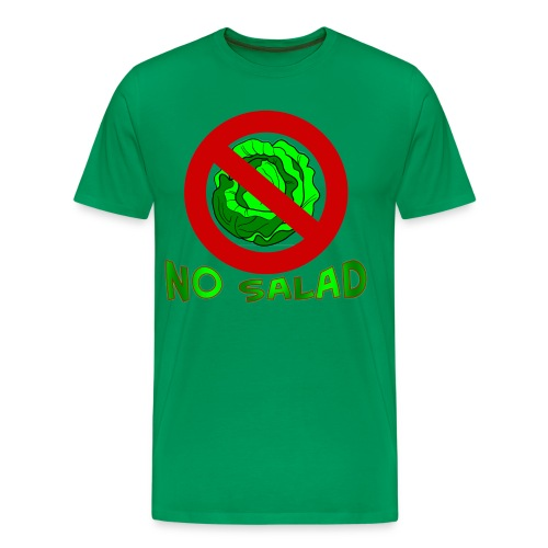 NO SALAD by BK - Männer Premium T-Shirt