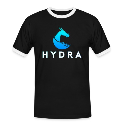 Hydra Dragon Tee - Men's Ringer Shirt