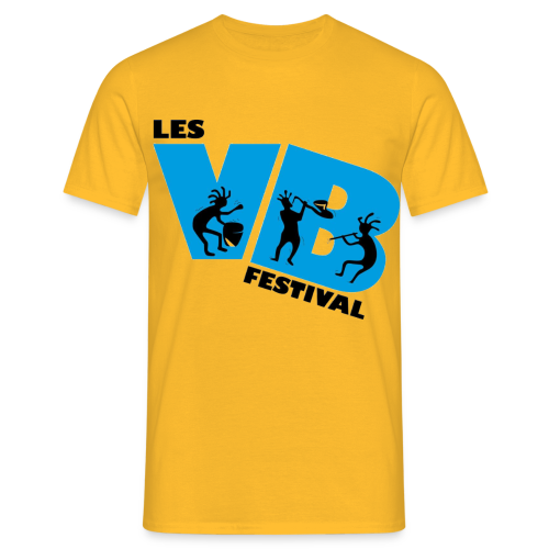 T-shirt Staff - T-shirt Homme