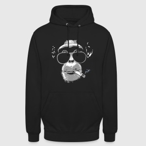 Chimpanzee with joint   Hoodies & Sweatshirts - Unisex Hoodie
