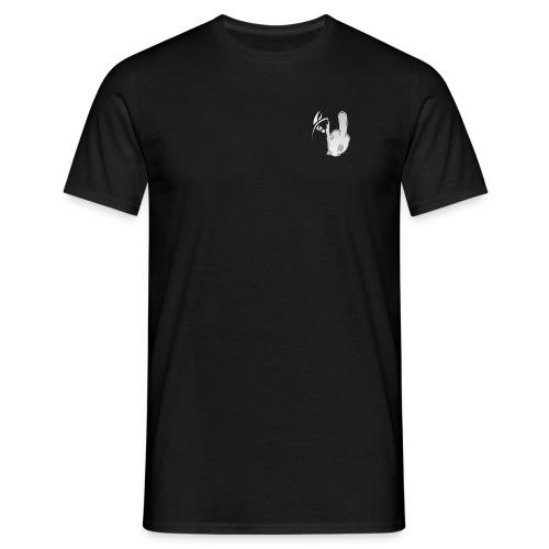 Krebs ist ein Arschloch  - Men's T-Shirt