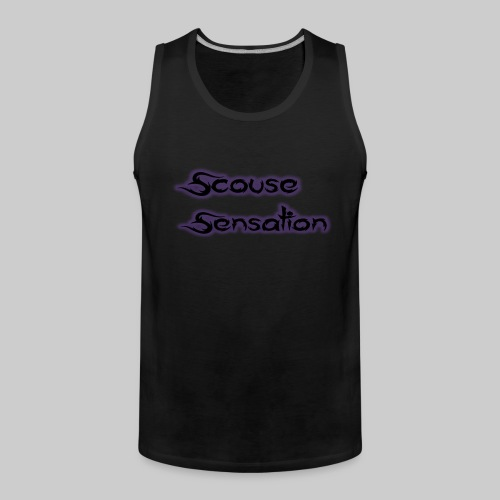 Graveyard: Scouse Sensation Tank Top Men's - Men's Premium Tank Top