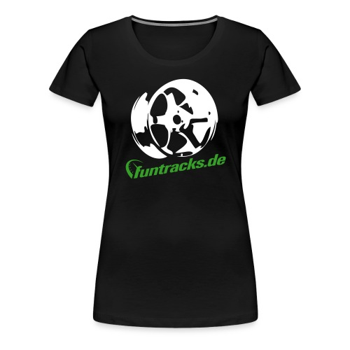 driftrim T-Shirt - Frauen Premium T-Shirt
