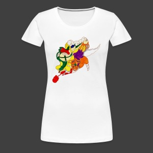 Force - Women's Premium T-Shirt