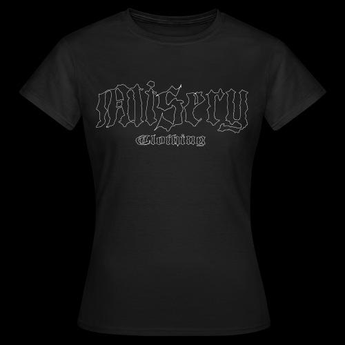 Even More Misery Girl - Frauen T-Shirt
