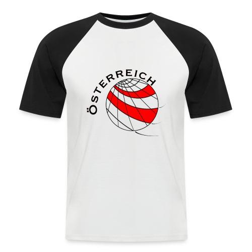 T-SHIRT men Austria / Österreich - Men's Baseball T-Shirt