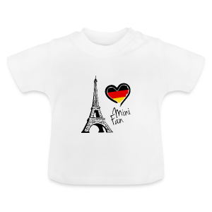 EM 2016 Mini Fan Baby Tee - Baby T-Shirt