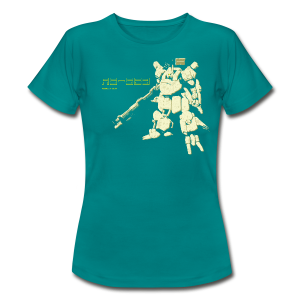 AS-5E3 - Women's T-Shirt