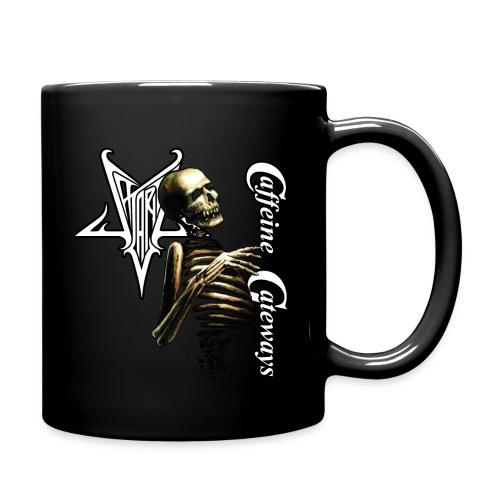 Caffeine Gateways Cup - Full Colour Mug