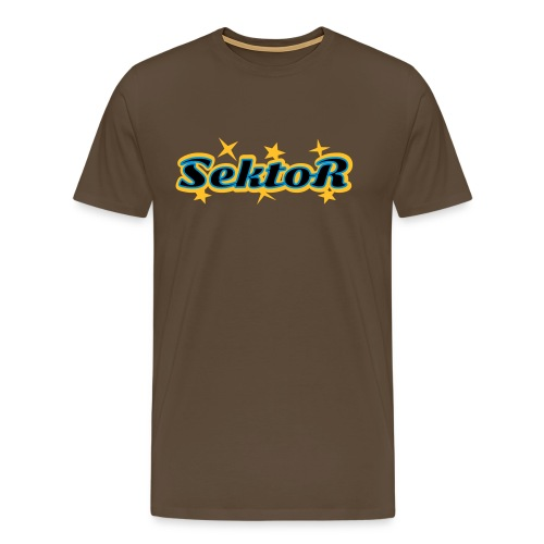 Sektor II - Männer Premium T-Shirt