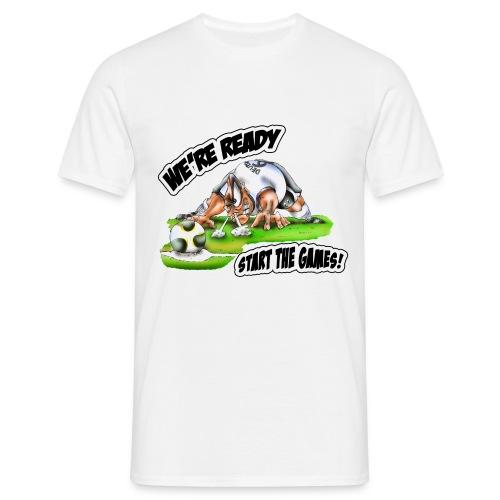 EM-Shirt - Männer T-Shirt
