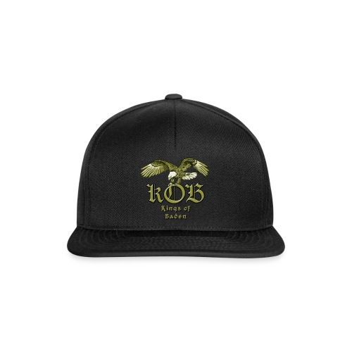 KOB Basecap - Snapback Cap