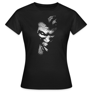 Batman Joker 'black & white' Frauen T-Shirt - Frauen T-Shirt