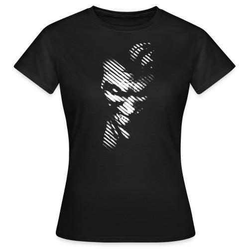 Batman Joker 'black & white' Frauen T-Shirt - Frauen T-Shirt