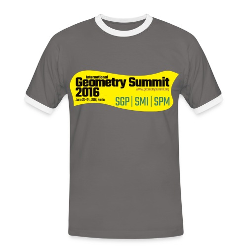 IGS2016 Shirt Male - Men's Ringer Shirt