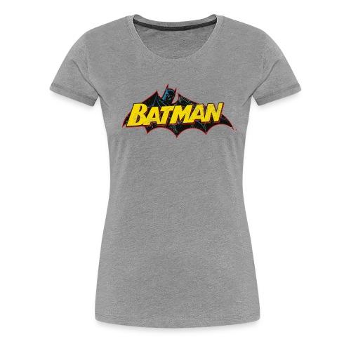 Batman 'Bat' Frauen T-Shirt - Frauen Premium T-Shirt