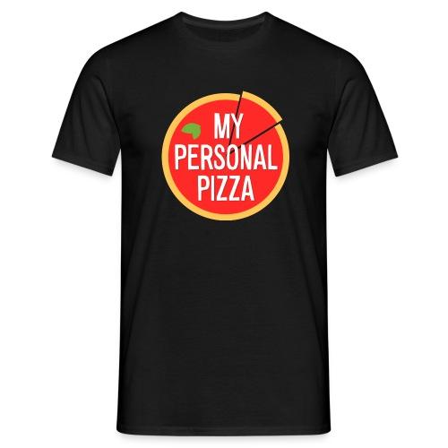 T-Shirt MyPersonalPizza - Uomo - Maglietta da uomo