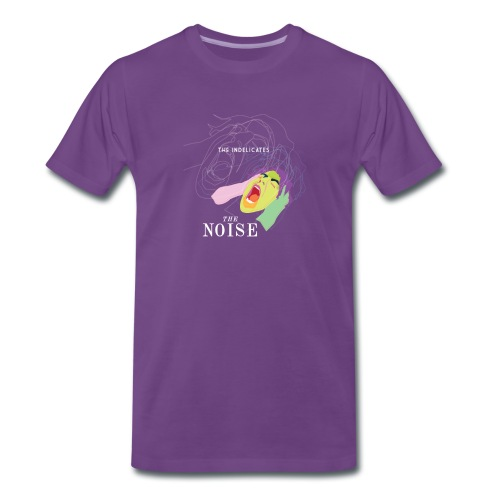 The Noise - Men's Premium T-Shirt