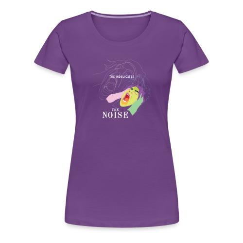 The Noise - Women's Premium T-Shirt