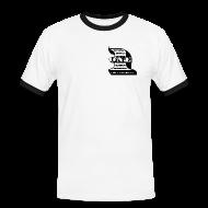 T-Shirts ~ Men's Ringer Shirt ~ 'The One' Ringer T-shirt