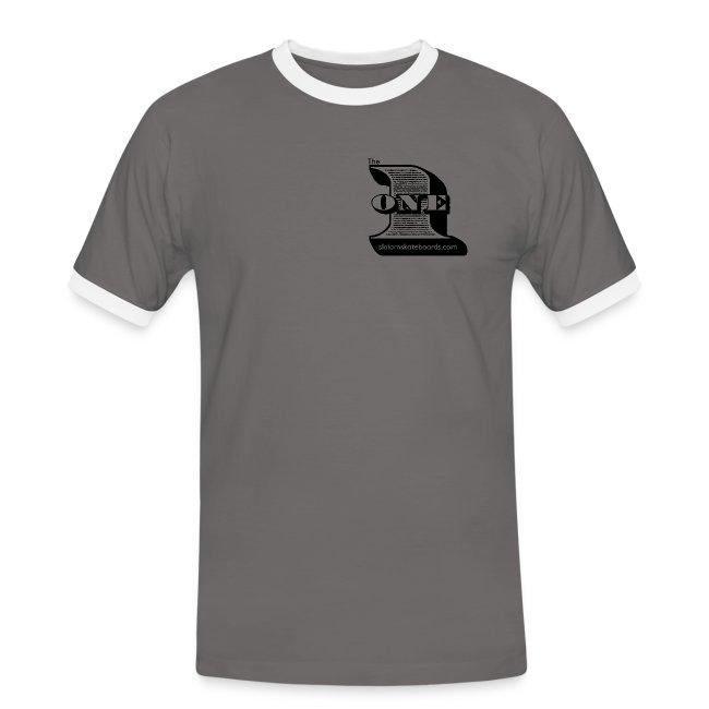 'The One' Ringer T-shirt