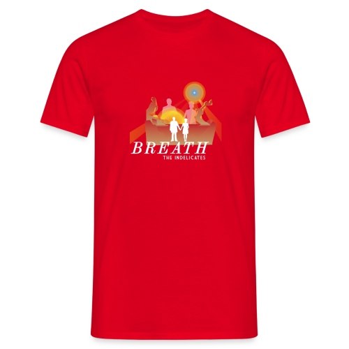 Breath - Men's T-Shirt