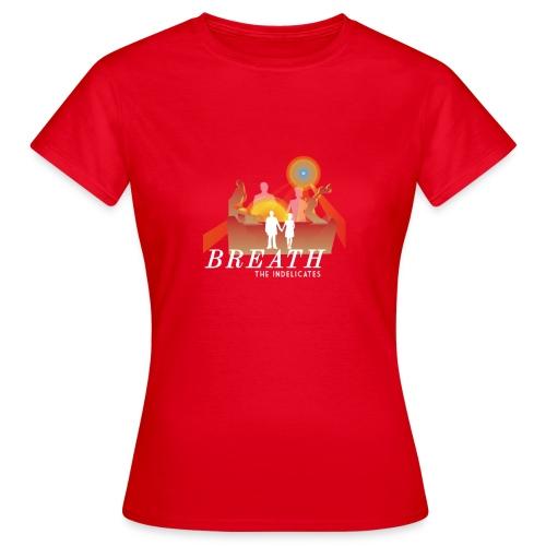 Breath - Women's T-Shirt