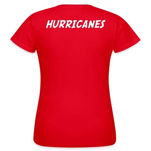 Damen T-Shirt rot - Frauen T-Shirt